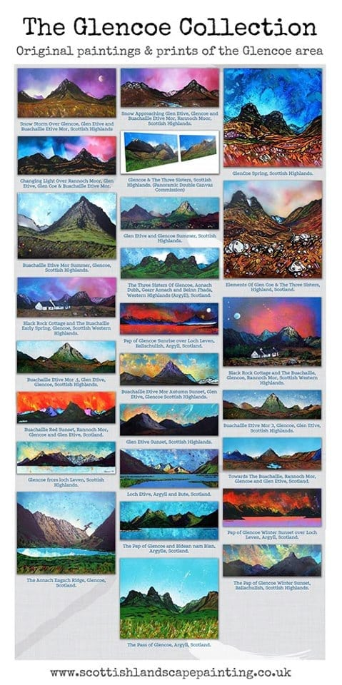 elements-glencoe-exhibition-paintings-prints-scotland-catalougue