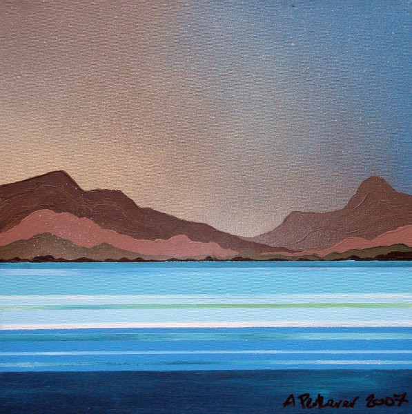 Painting & prints of Lewis.2, Isle of Lewis, Outer Hebrides, Scotland.