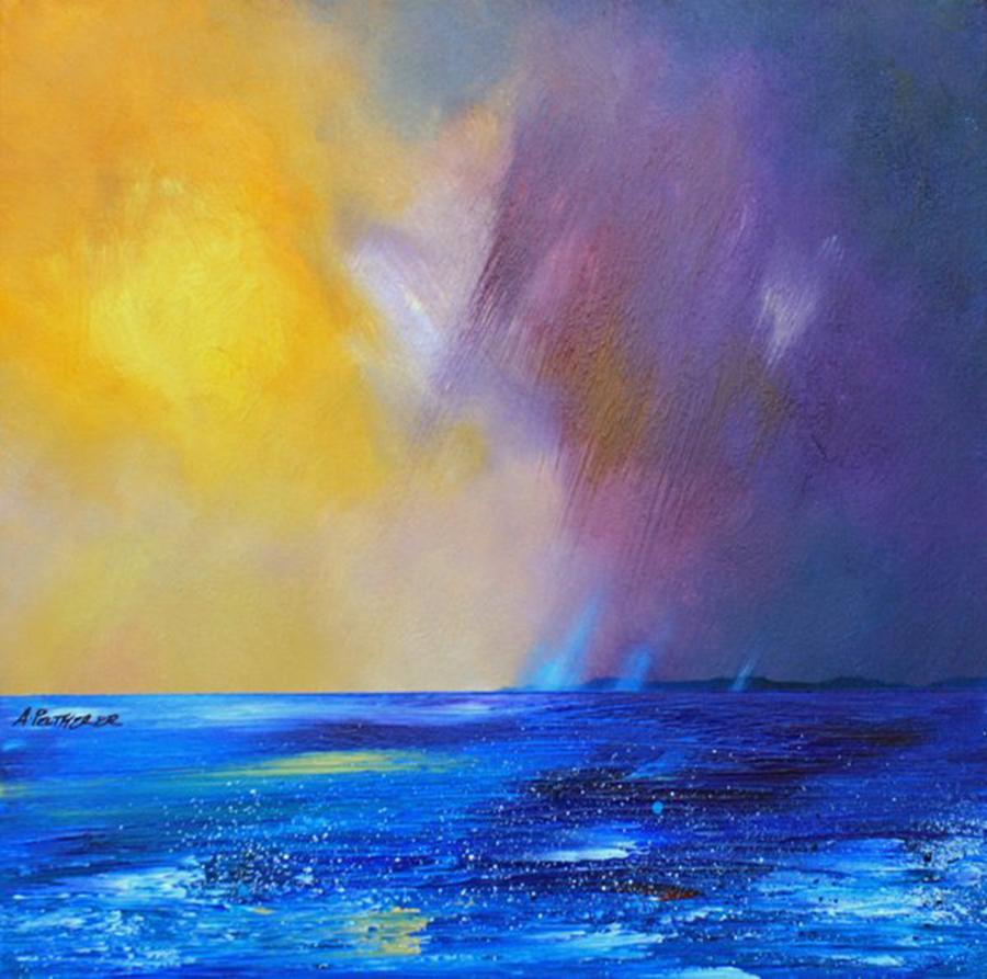 Painting & prints of Tiree, Scotland
