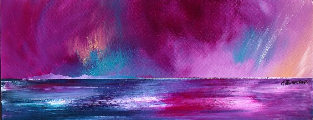 Canvas painting & prints of a Barra & eriskay, Hebrides, Scotland