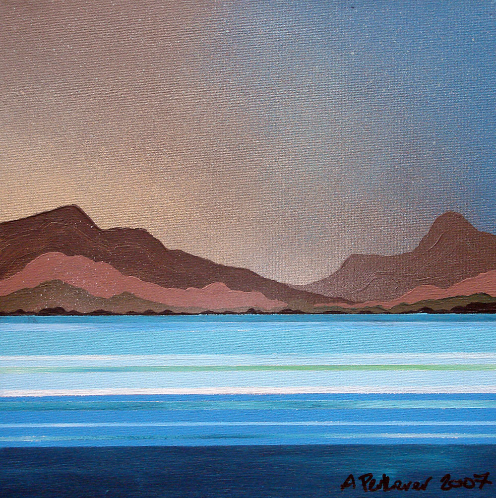 painting and prints of Lewis .2, Isle of Lewis, Outer Hebrides, Scotland.